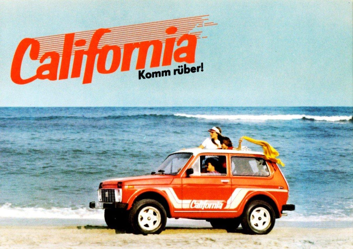 Lada California