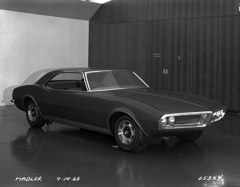 Pontiac Firebird Design