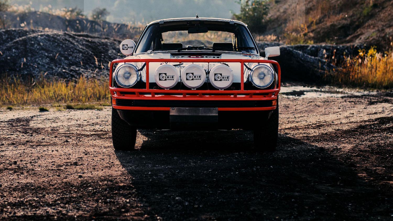 1978 911 SC Safari Front
