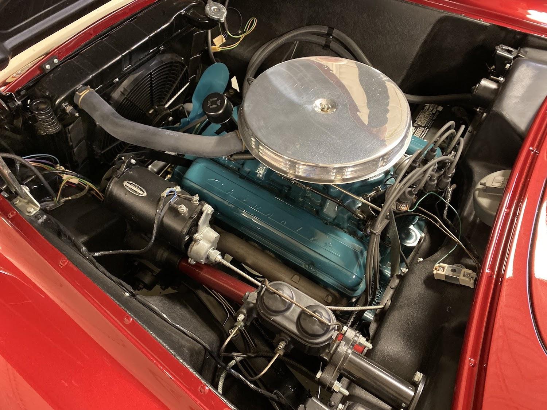 1954 chevrolet motorama corvair engine
