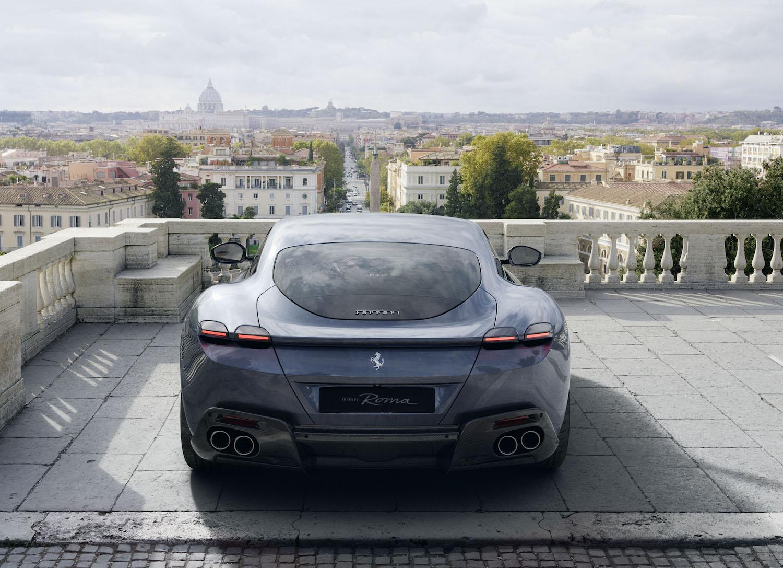 2020 Roma rear