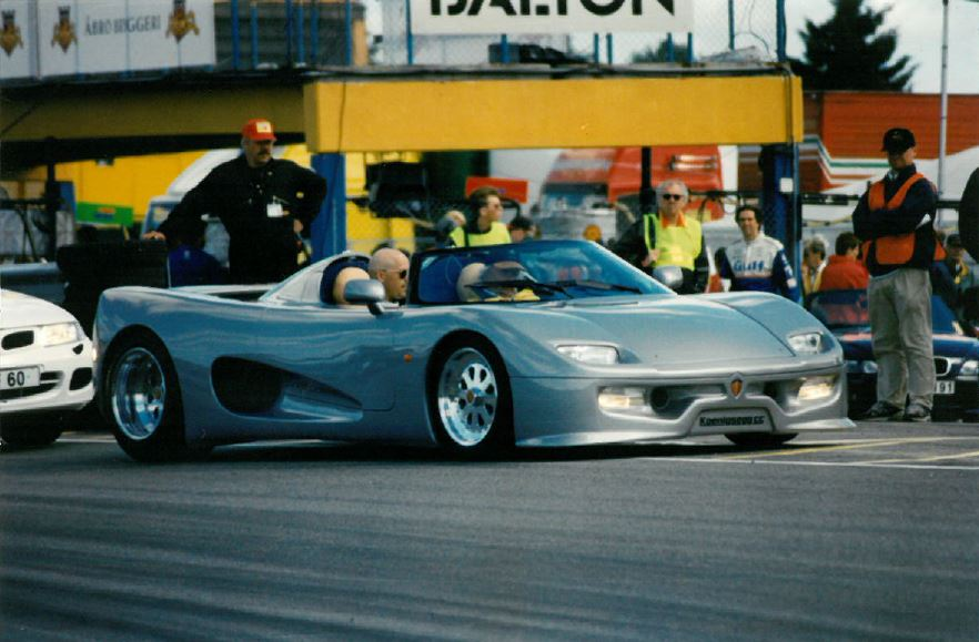 prototype on track front three-quarter