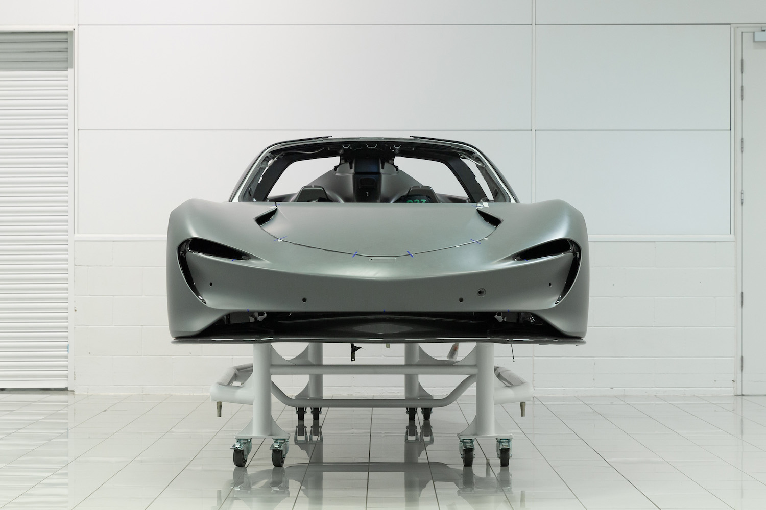 front body