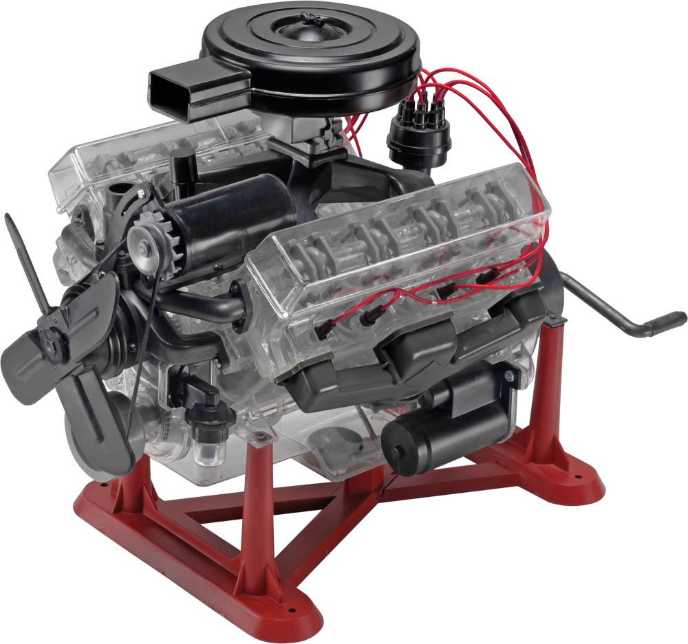 kids internal combustion engine model