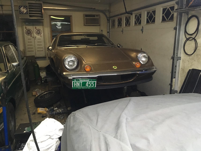 lotus front end restoration