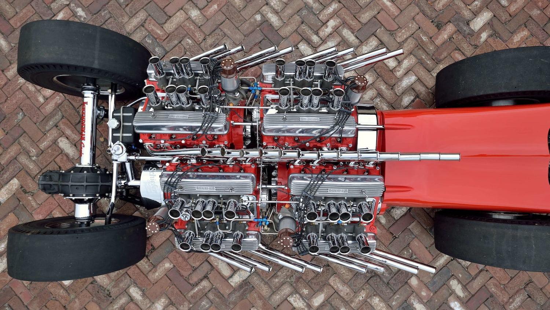 2007 Buick Nailhead Showboat Slingshot Dragster engines