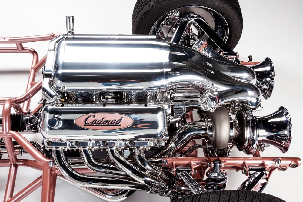 """1959 Cadillac Eldorado Brougham custom station wagon """"CADMAD"""""""