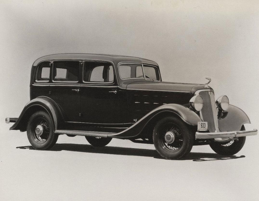 Continental Standard Ace Sedan- 1933