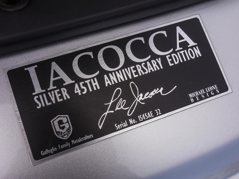 iaccoca badge