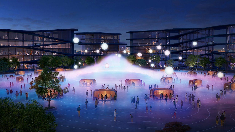 toyota city festival rendering