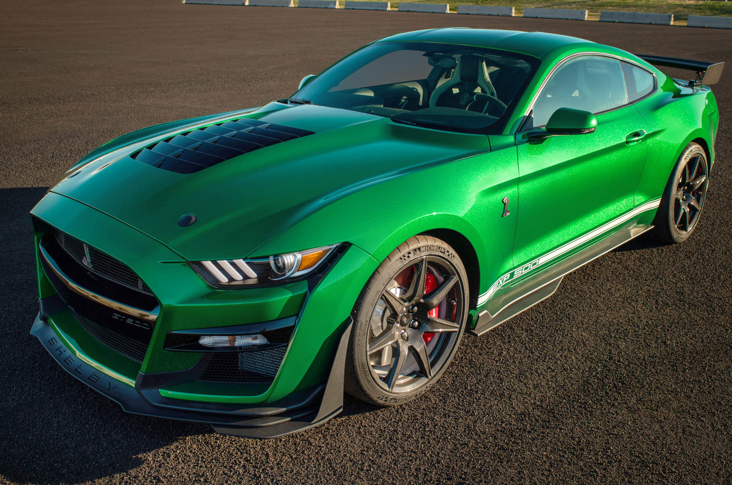 2020 Mustang Shelby GT500 VIN001