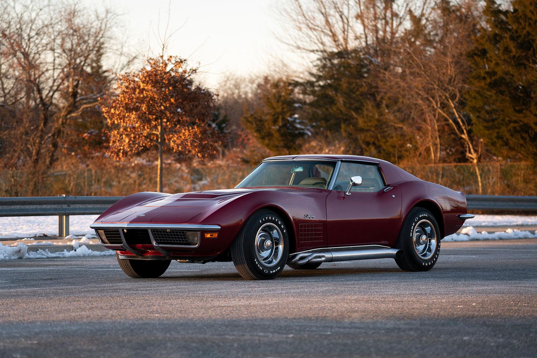 1970 Chevrolet Corvette ZR1