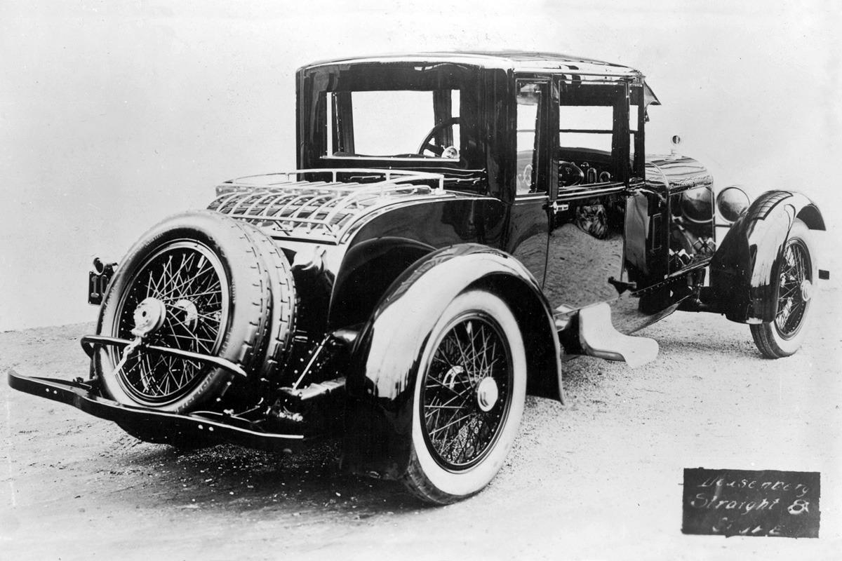 1921 Duesenberg Model A Coupe original image