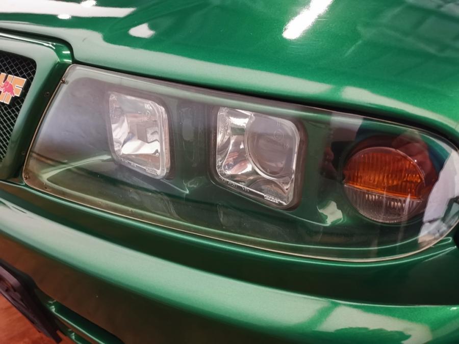 1992 Lancia Hyena Zagato headlight