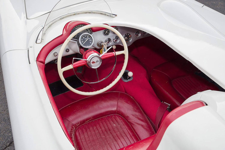 1954 Chevrolet Corvette Test Mule EX-87/5951 interior