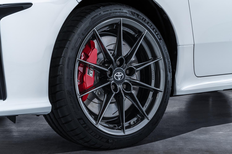 2020 yaris gr wheel