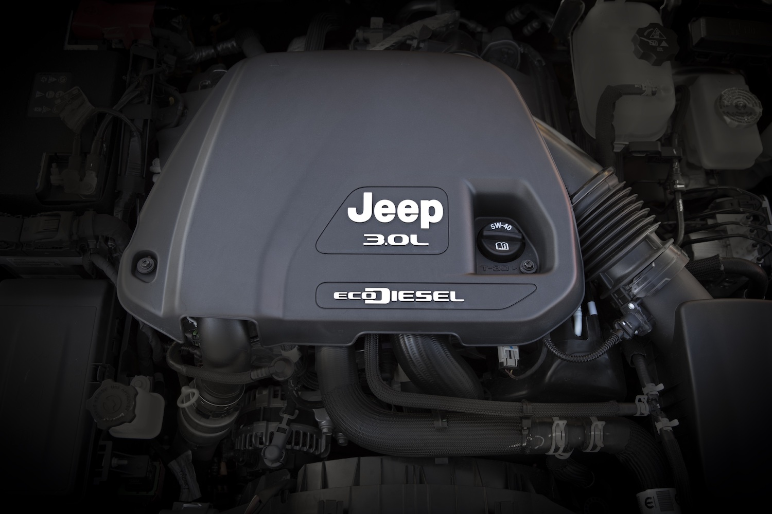 jeep wrangler ecodiesel engine