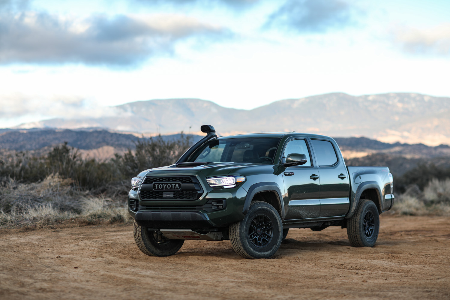 2020 Toyota Tacoma TRD driver side front