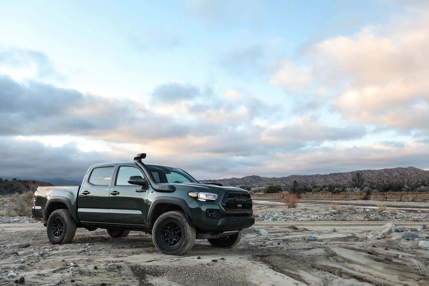 2020 Toyota Tacoma TRD riverbed