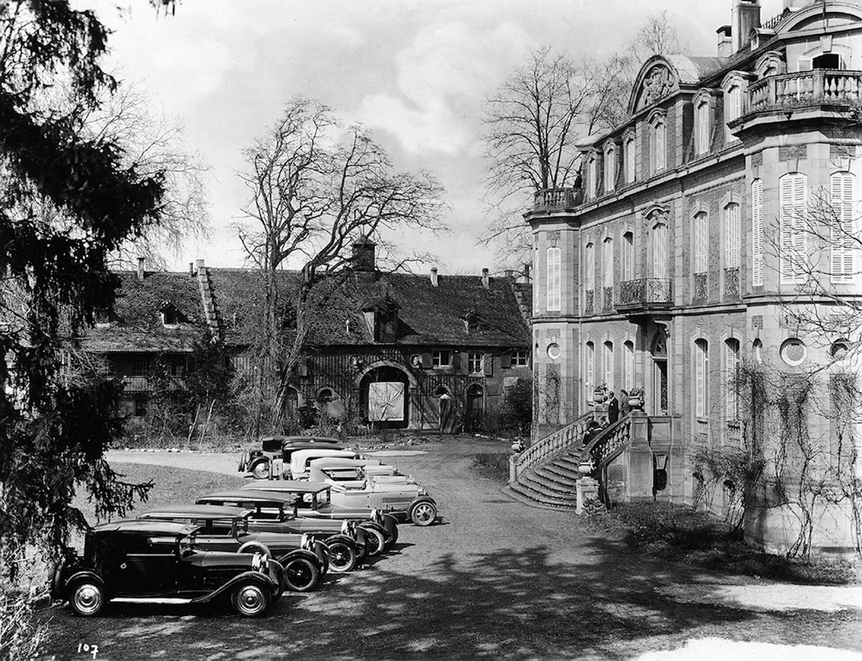 Chateau Saint-Jean Remise North Molsheim France
