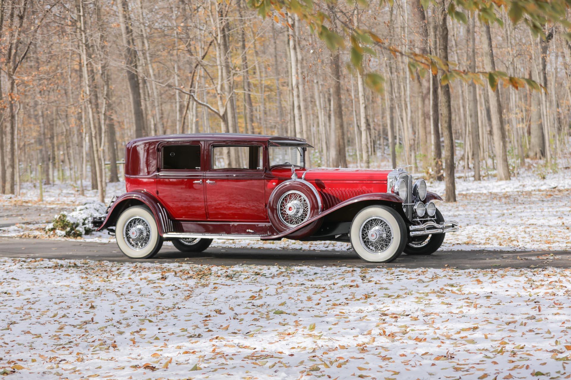 1930 Duesenberg Model J Willoughby Berline