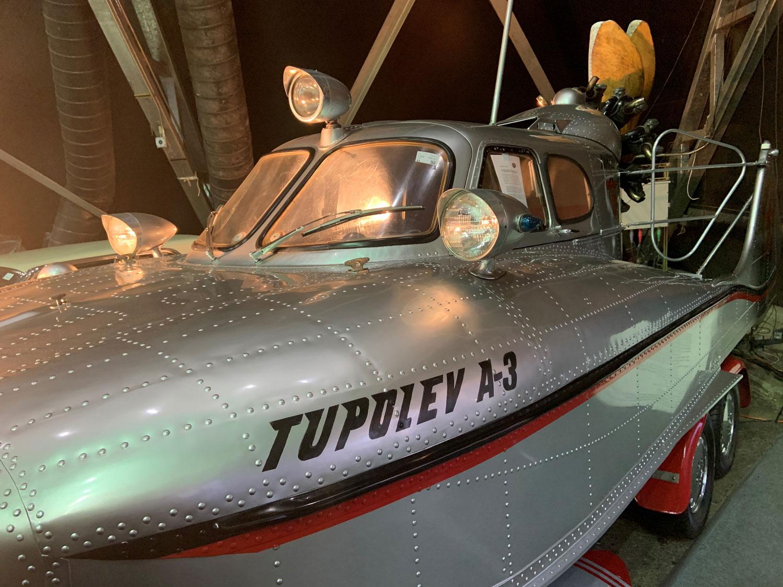 1978 Tupolev A-3 Aerosledge
