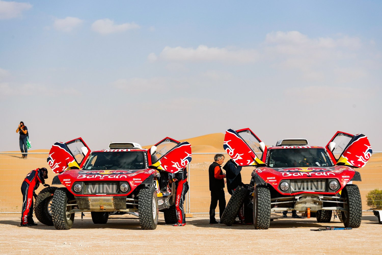 rally cars front