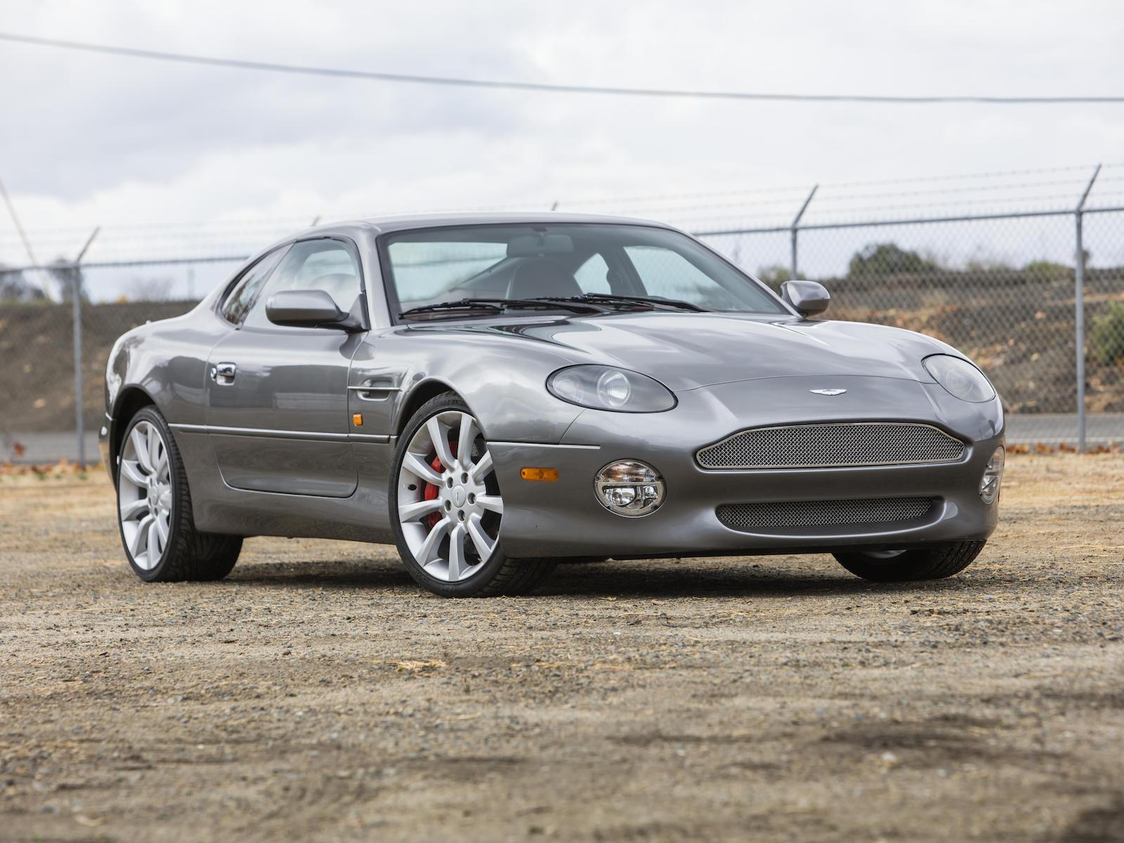 2003 Aston Martin DB7 Vantage Coupe