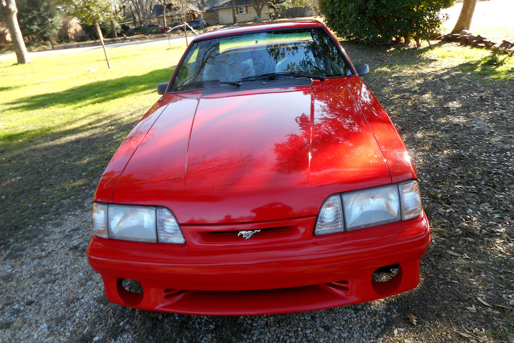 1993 Ford Mustang Cobra R front