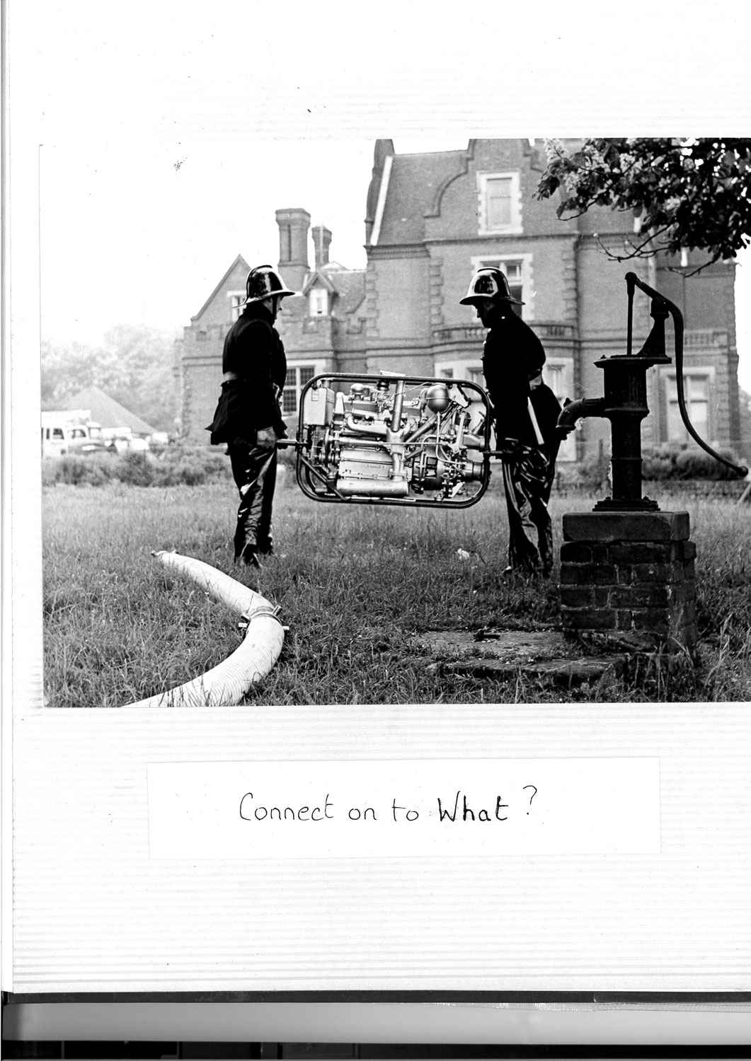 The Coventry Climax's humble origin as a portable fire pump meant its light weight, mechanical simplicity, and bulletproof reliability were perfect for a variety of applications.