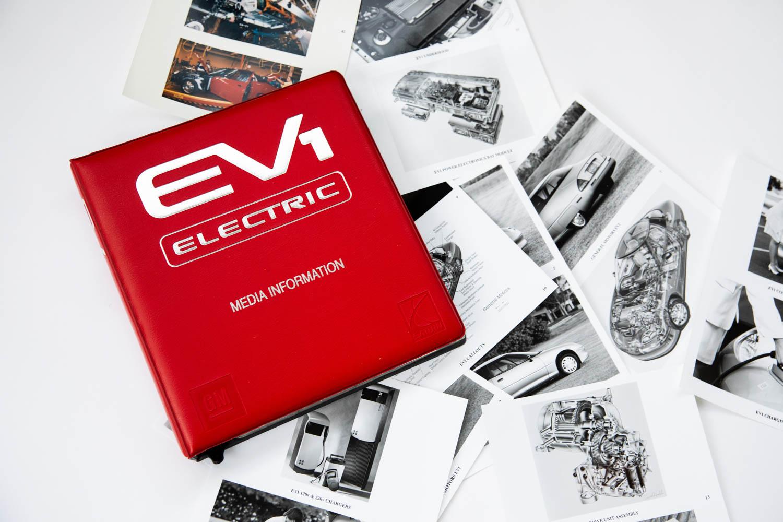 Chevrolet EV1 brochure