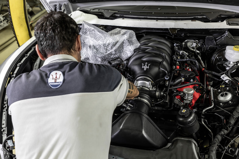 Maserati Gran Turismo Zeda
