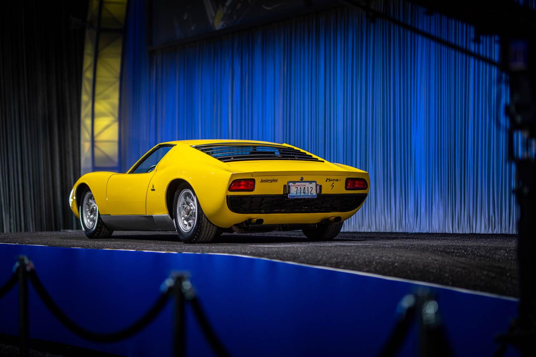 1969 Lamborghini Muira