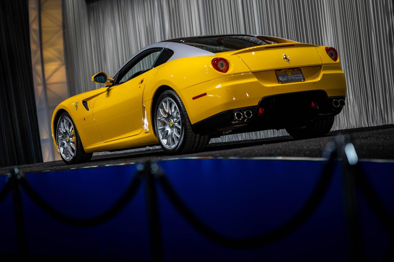 Gooding & Company Ferrari