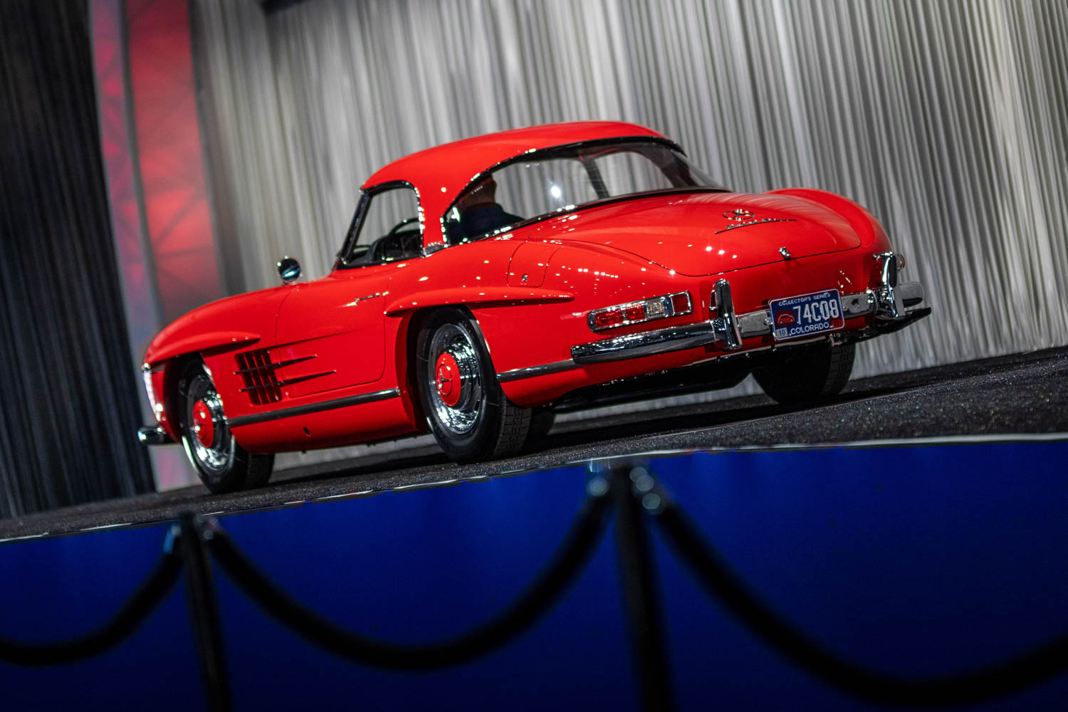 Mercedes-Benz gooding auctions
