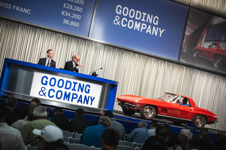 Gooding & Company Corvette