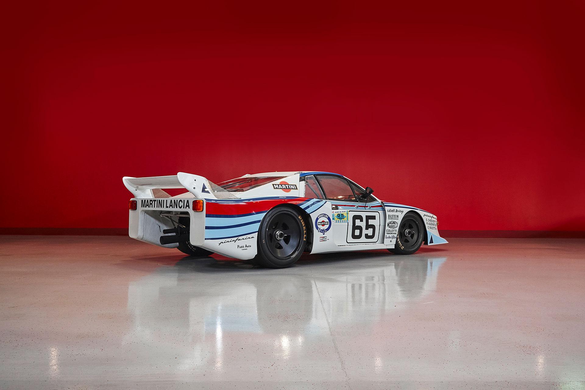 1981 lancia beta montecarlo turbo group v