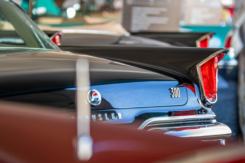 Chrysler 300 fin