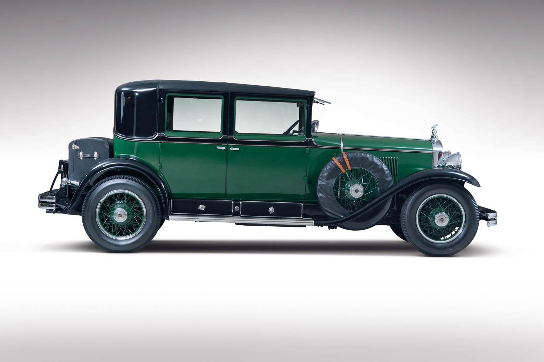 "1928 Cadillac V-8 ""Al Capone"" Town Sedan"