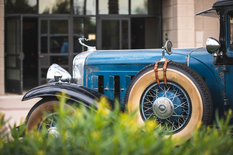 1931 Cadillac v-16 by Fleetwood