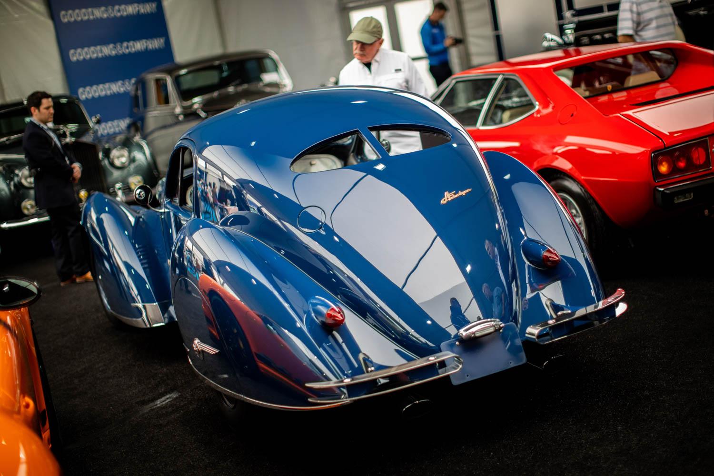 1956 Jaguar XK140 Aerodyne
