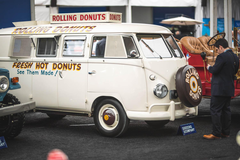 1960 Volkswagen Type 2 Donut Bus