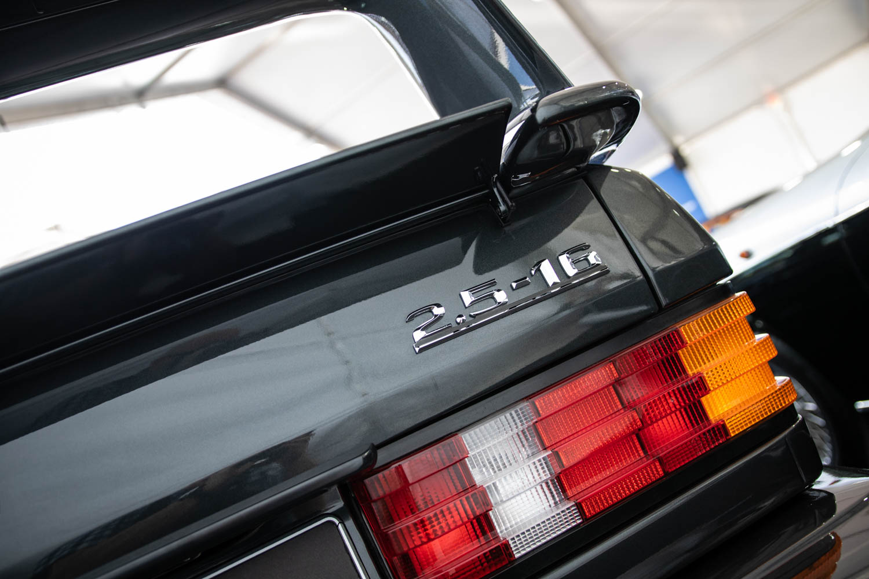 1990 Mercedes-Benz 190E 2.5-16 Evo II