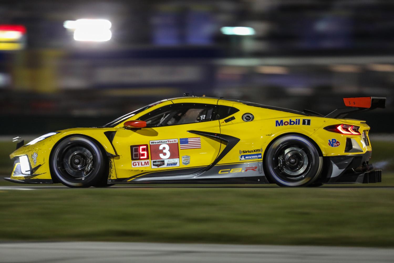 Corvette C8R number 3 Daytona 2020