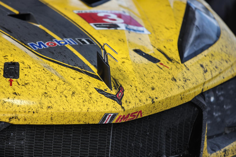 Corvette Race Patina