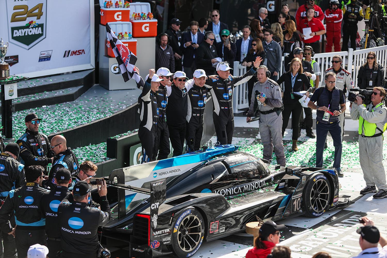 Rolex Daytona 24 2020 Winner Konica Minolta Cadillac