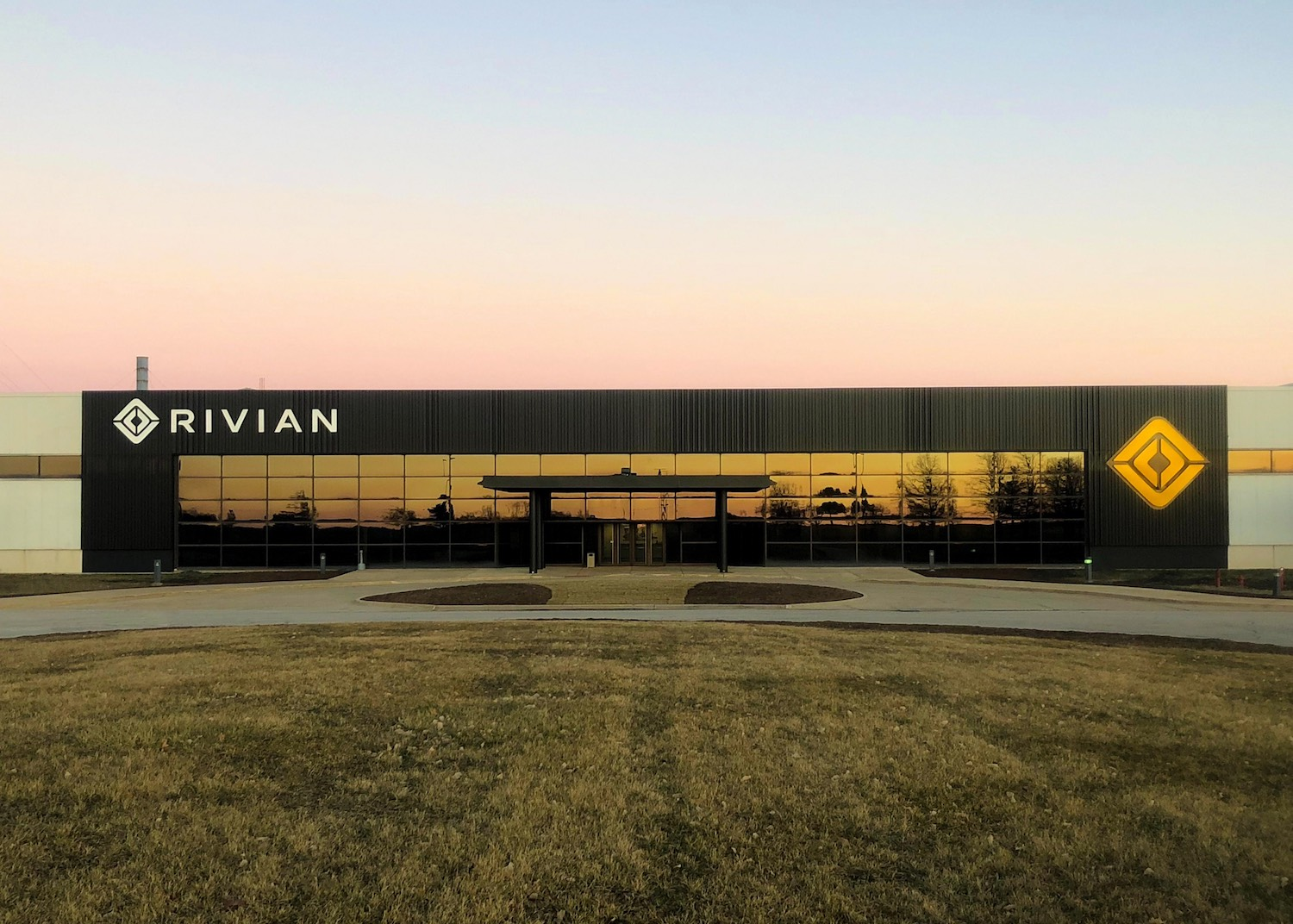 rivian manufacturing plant normal illinois