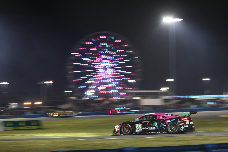 2020 Rolex 24 Daytona Audi