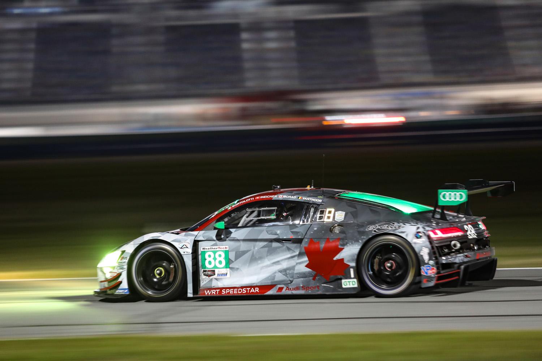Daytona Audi