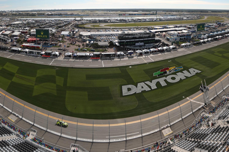 2020 Rolex 24 Daytona Daytona Fisheye